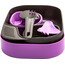 Wildo Camp-A-Box Duo Light - Equipamiento para cocinas de camping - violeta